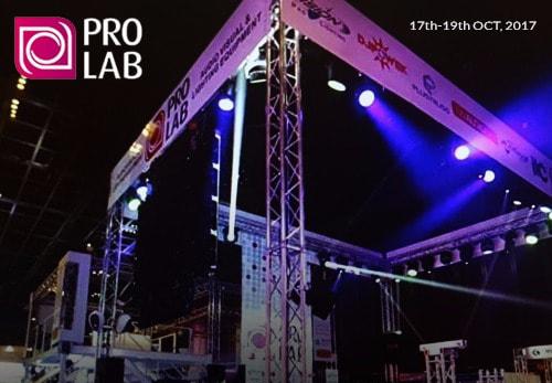 PRO LAB participates in Prolight + Sound Middle East 2018