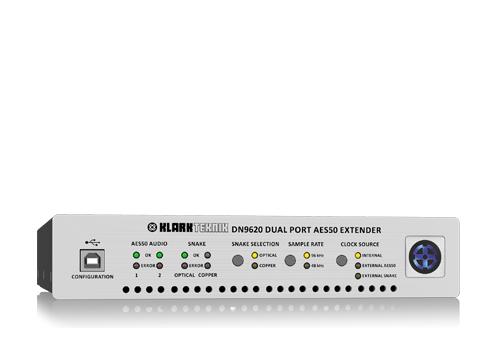 DN9620 | Audio | Klarkteknik | IO Interface | PRO LAB