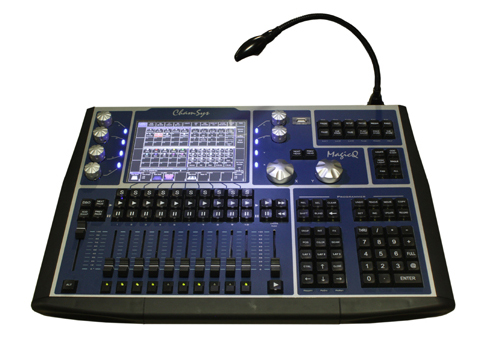 Magicq MQ60 | Lighting and Control | Chamsys | PRO LAB
