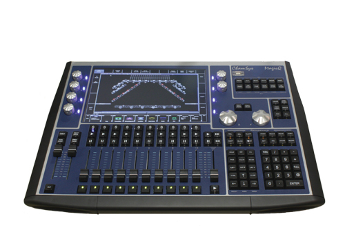 Magicq MQ80 | Lighting and Control | Chamsys | PRO LAB