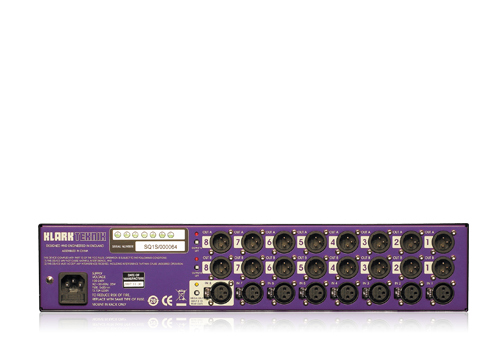 SQ1s | Audio | Klarkteknik | IO Interface | PRO LAB