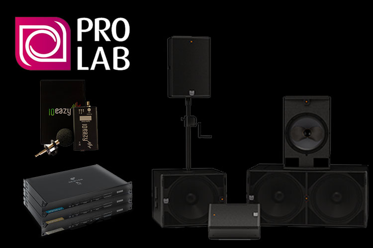 PRO LAB expands its portfolio of audio brands