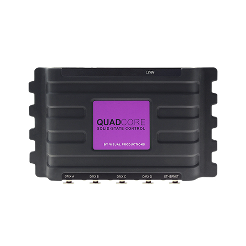 Quadcore | Lighting and Control | Visual Productions | PRO LAB