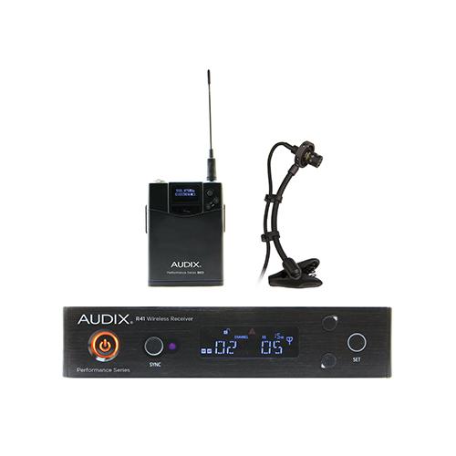 SAX | Audio | Audix | Wireless Series | Instrument Wireless Microphones | PRO LAB