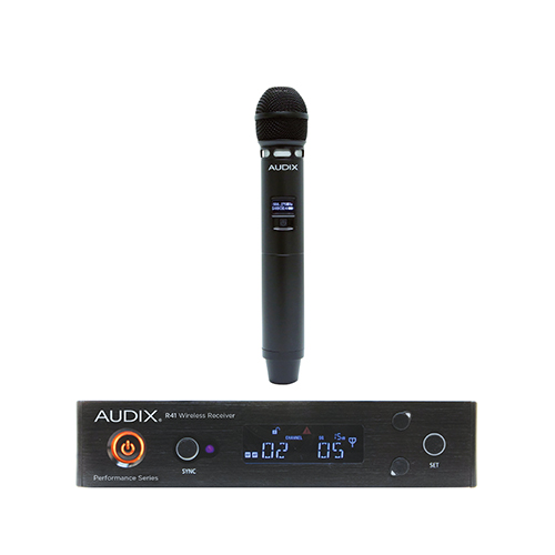 AP41 VX5 | Audio | Audix | Wireless Series | Handlheld | VX5 | PRO LAB
