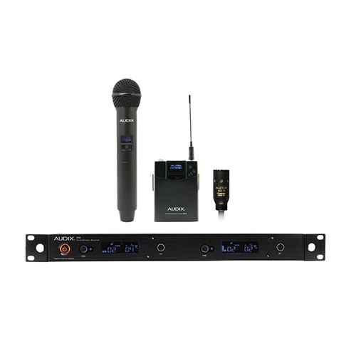 C210 | Audio | Audix | Wireless Series | Lavalier | PRO LAB