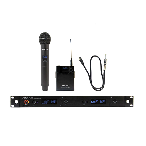 C2GTR | Audio | Audix | Wireless Series | Instrument Wireless Microphones | PRO LAB