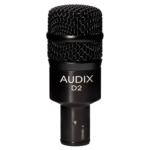 D2 | Audio | Audix | Dynamic Instruments Microphones | PRO LAB