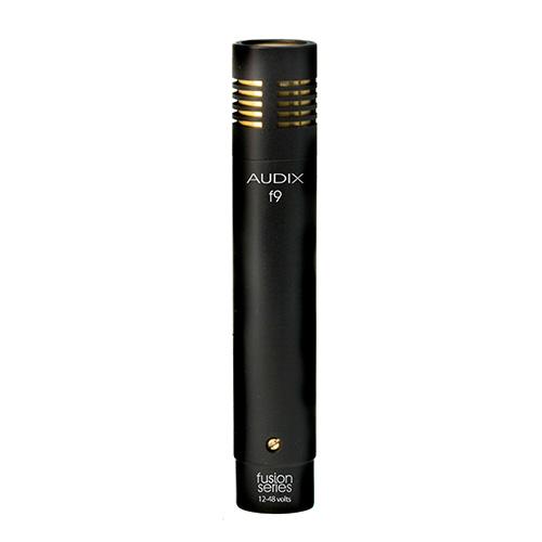 F9 | Audio | Audix | Condenser Instruments Microphones | PRO LAB