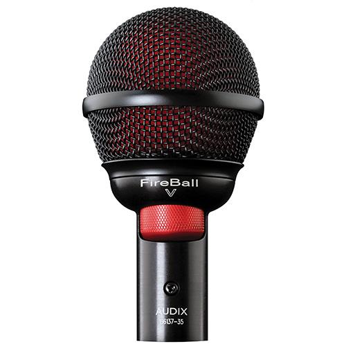 Fireball v | Audio | Audix | Dynamic Instruments Microphones | PRO LAB