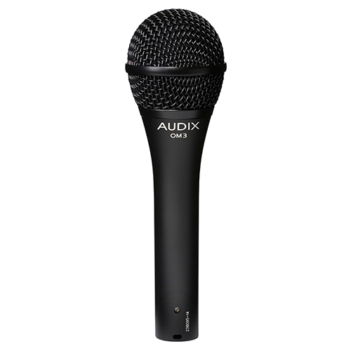 OM3 | Audio | Audix | Dynamic Vocal Microphones | PRO LAB