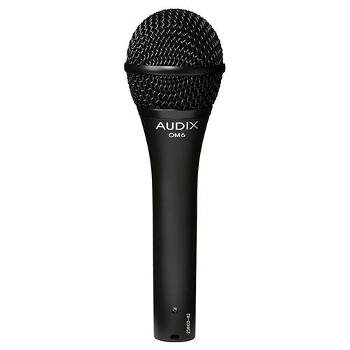 OM6 | Audio | Audix | Dynamic Vocal Microphones | PRO LAB