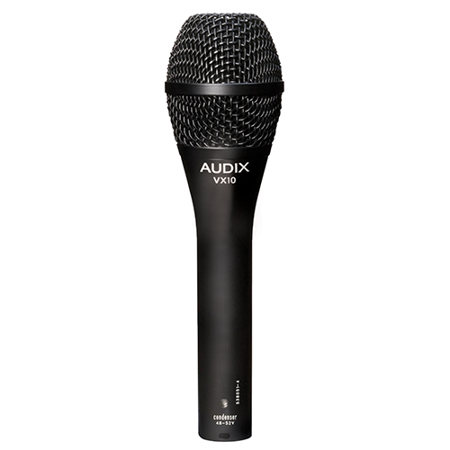 VX10 | Audio | Audix | Condenser Vocal Microphones | PRO LAB