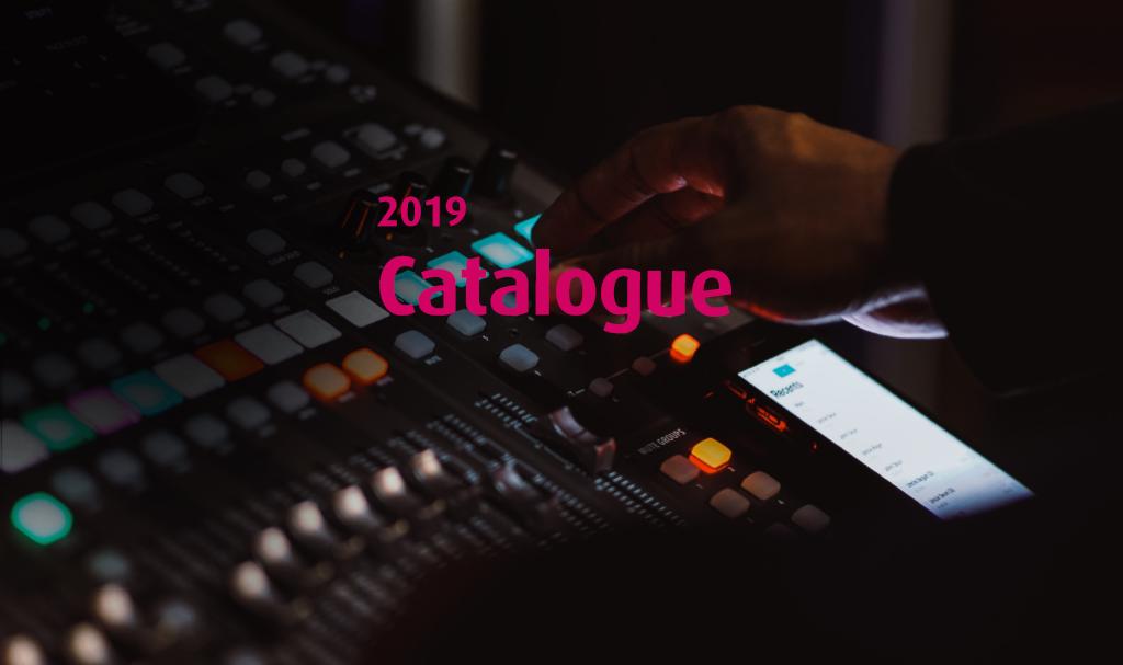 PRO LAB product catalogue 2019
