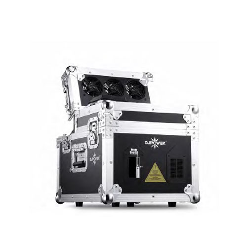 DJ Power DHZ-660 Haze Machine