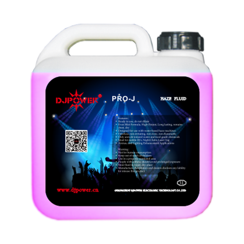 PRO J Haze Fluid | Special Effects | DJ Power | PRO LAB