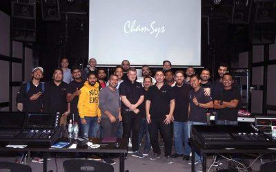PRO LAB and ChamSys Training Course - 4-5 February 2020 in Dubai, UAE