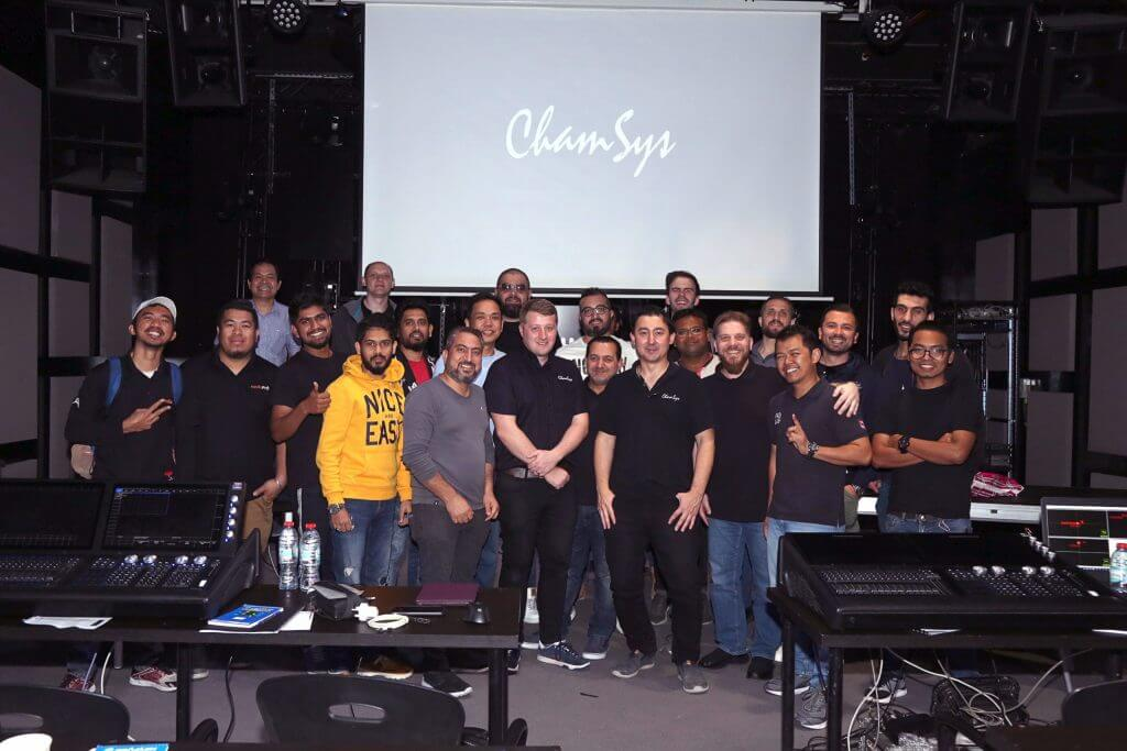 PRO LAB and ChamSys Training Course - 4-5 February 2020 in Dubai, UAE