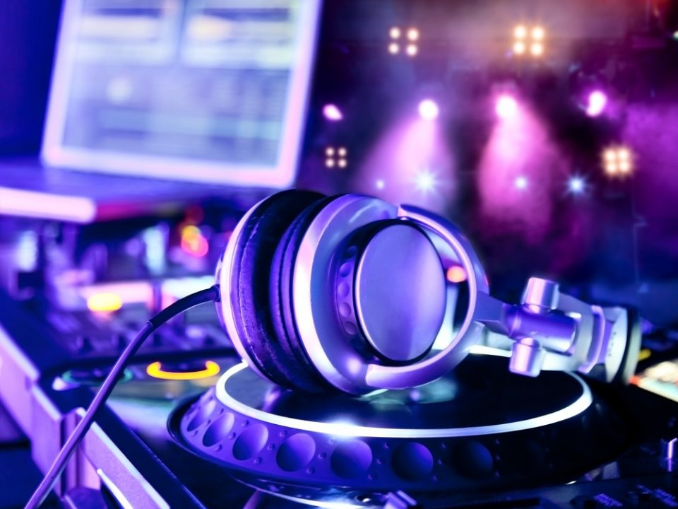 DJ equipment in dubai