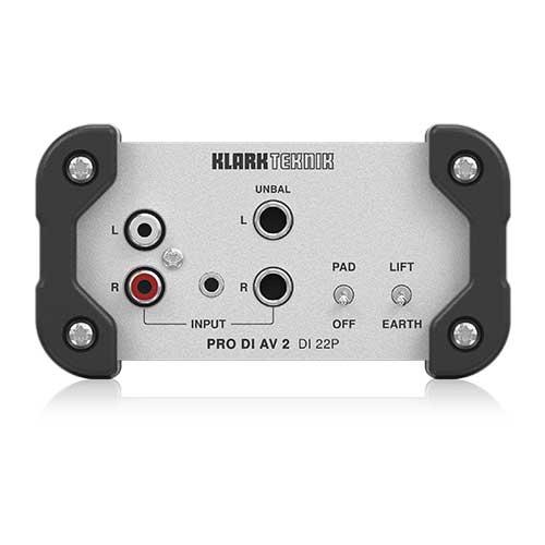 DI22p| Klarkteknik | signal processor |Audio