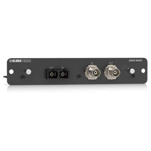 DN32-MADI | Signal processor | Klarkteknik | Audio